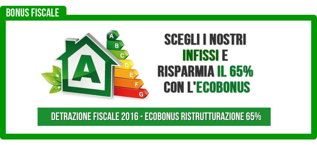 Bonus fiscale 2016 mt infissi for Bonus fiscale